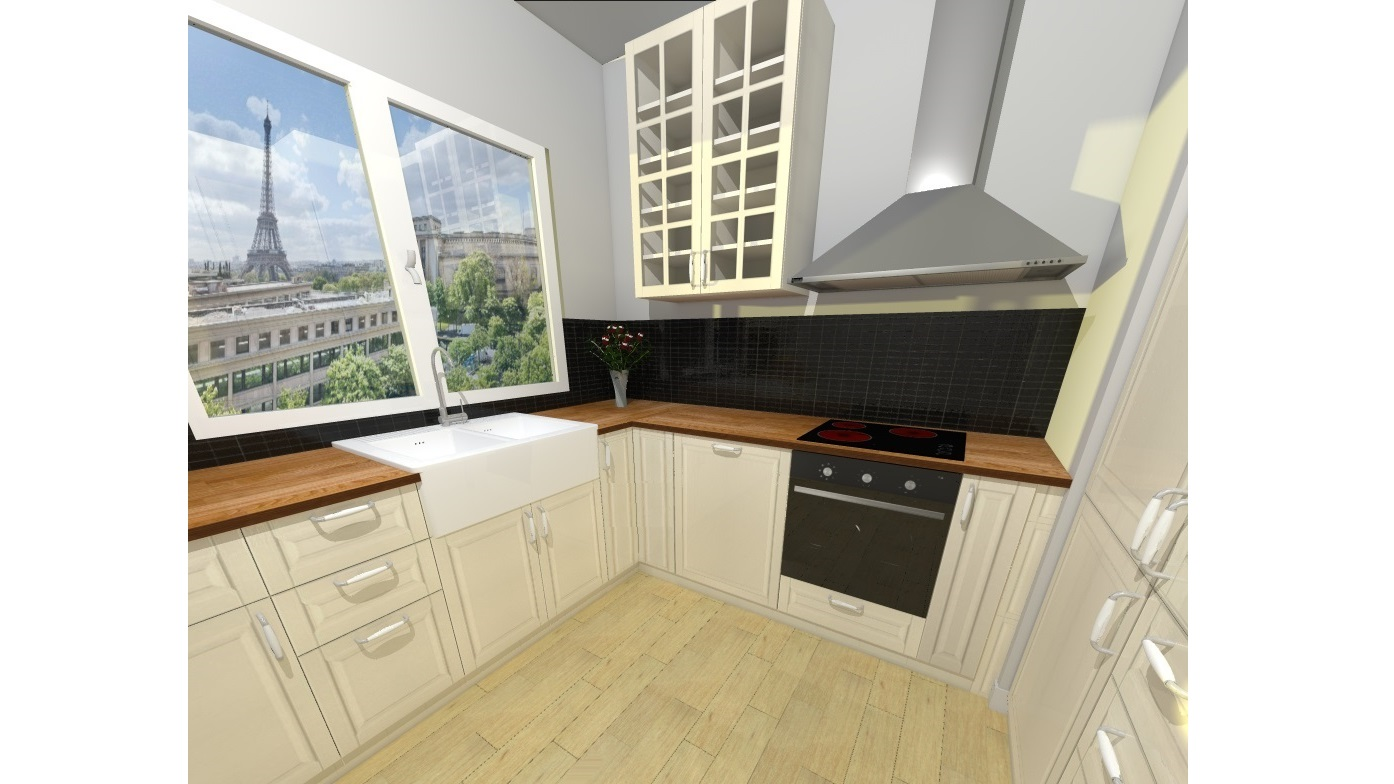 2016 click kitchen sketchup extension warehouse for Kitchen set 3d warehouse