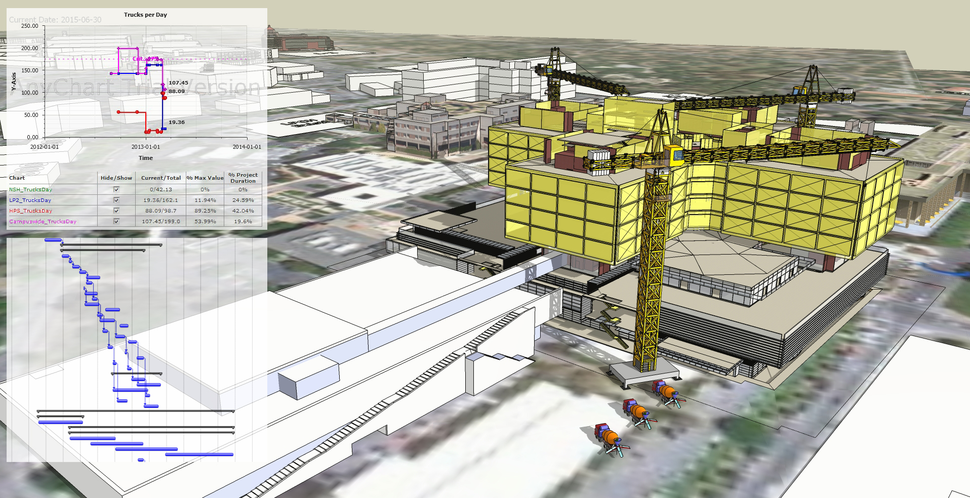 4d virtual builder for trimble sketchup sketchup for Project 5d