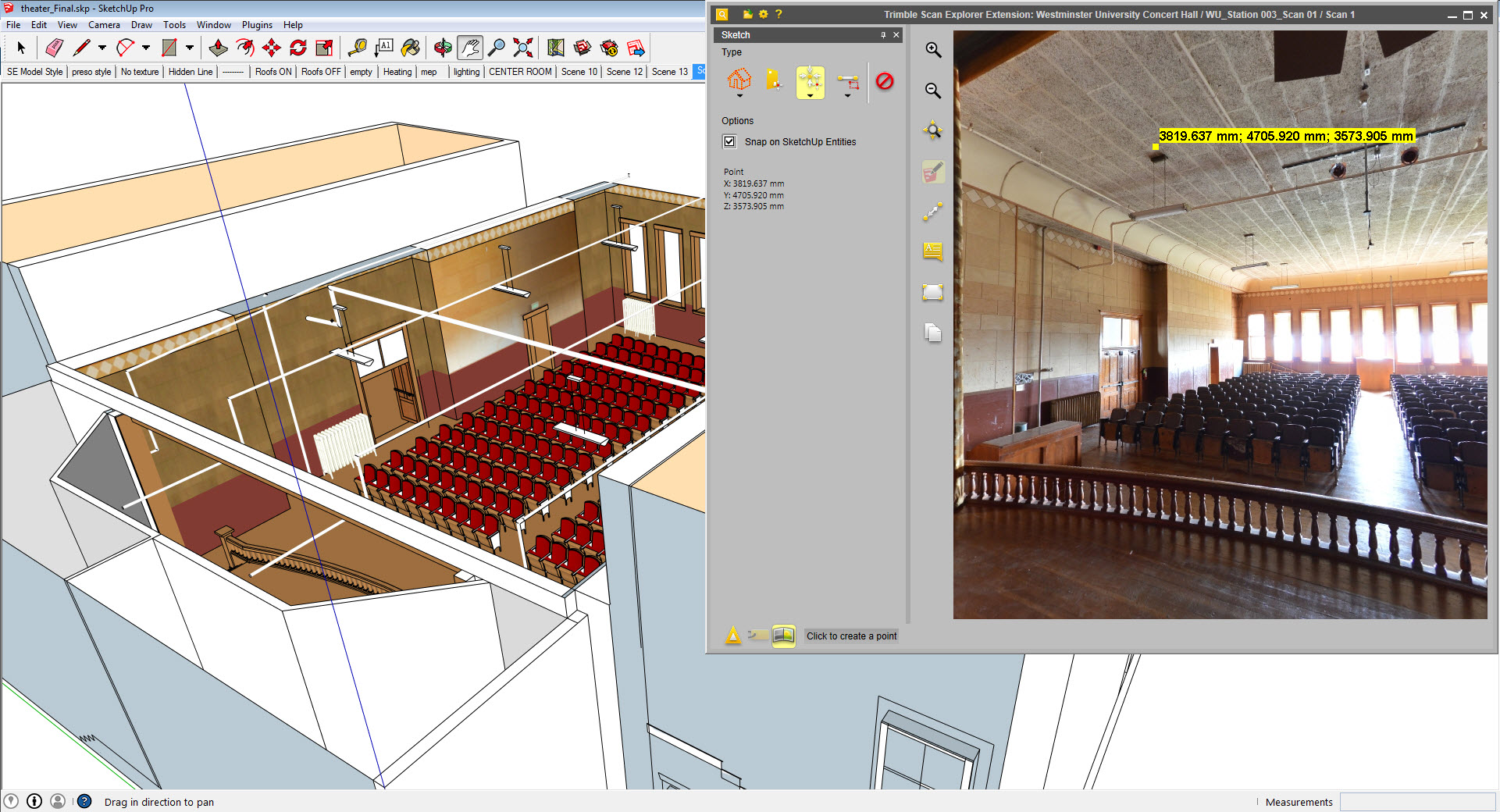 Trimble Scan Explorer Extension | SketchUp Extension Warehouse