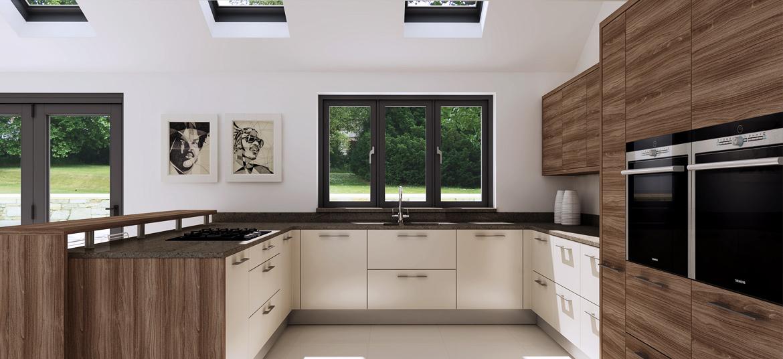 Easysketch kitchen design plugin sketchup extension for Kitchen designs sketchup