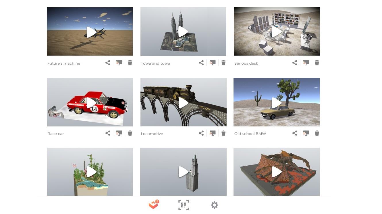 Qrvr exporter sketchup extension warehouse for Sketchup deck design